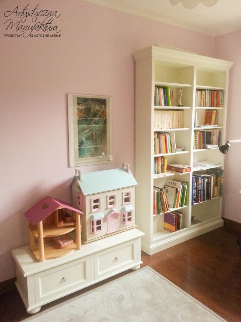 biblioteczka do sypialni na zam243wienie pok243j dziecięcy