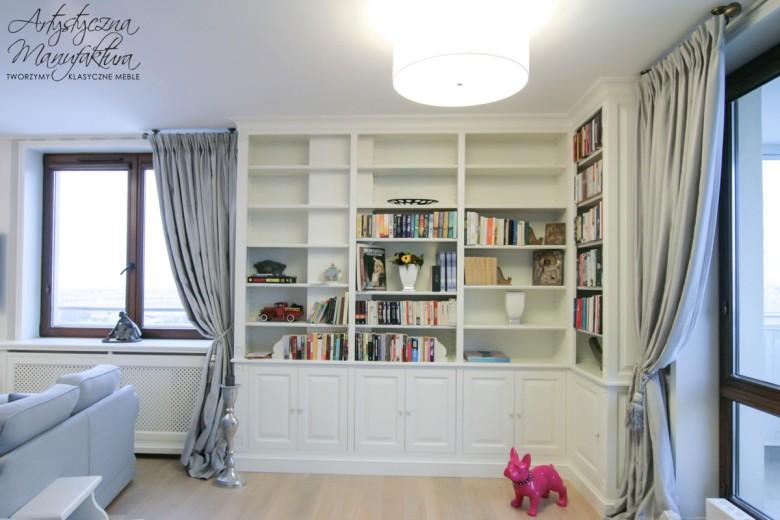 Biblioteki zabudowy stylowe 3