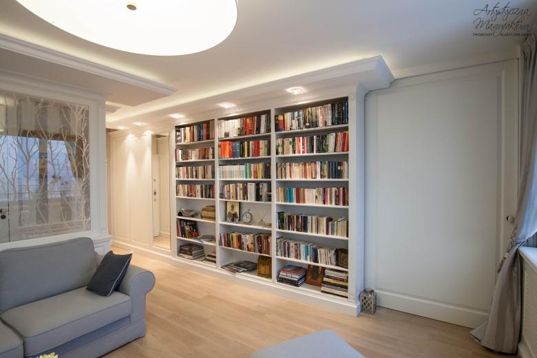Biblioteki zabudowy klasyczne 1