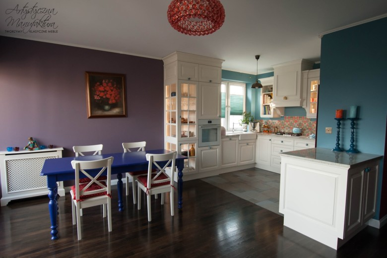 Kuchnia angielska meble i kolory 3