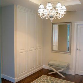 Białe szafy klasyczne