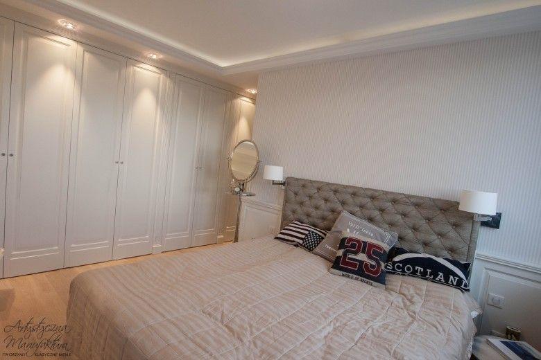 Sypialnia styl klasyczny
