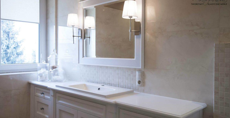 Szafka łazienkowa New Classic style