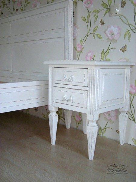 Francuska sypialnia szafka nocna