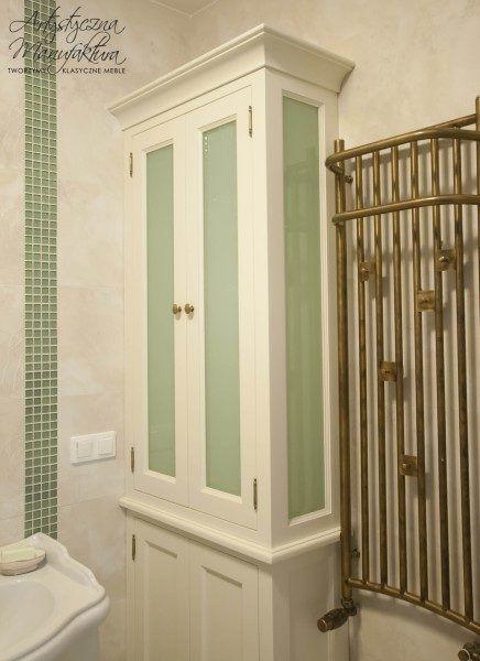 Szafki łazienkowe stylowe 3