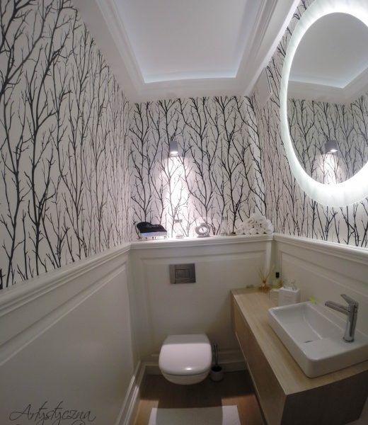 Panelowanie ścienne w łazience 2