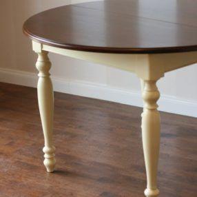Stół rozkładany olcha